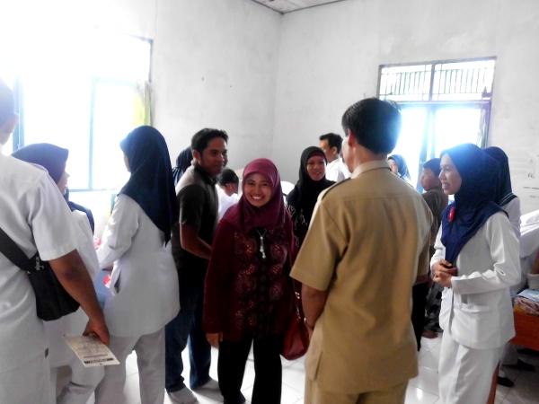 Sunatan Massal dalam Rangka Perawatan Komunitas Stikes Muhammadiyah Banjarmasin